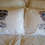 Mr and Mrs Pillows Bedroom