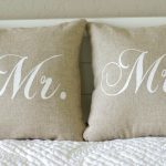 Mr and Mrs Pillows Ideas