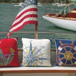 Nautical Pillows Ideas