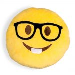 Nerdy Pillows Emoji