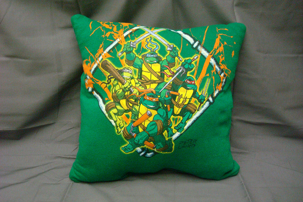 Image of: Nerdy Pillows Ninja