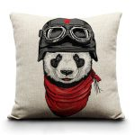 Nerdy Pillows Panda