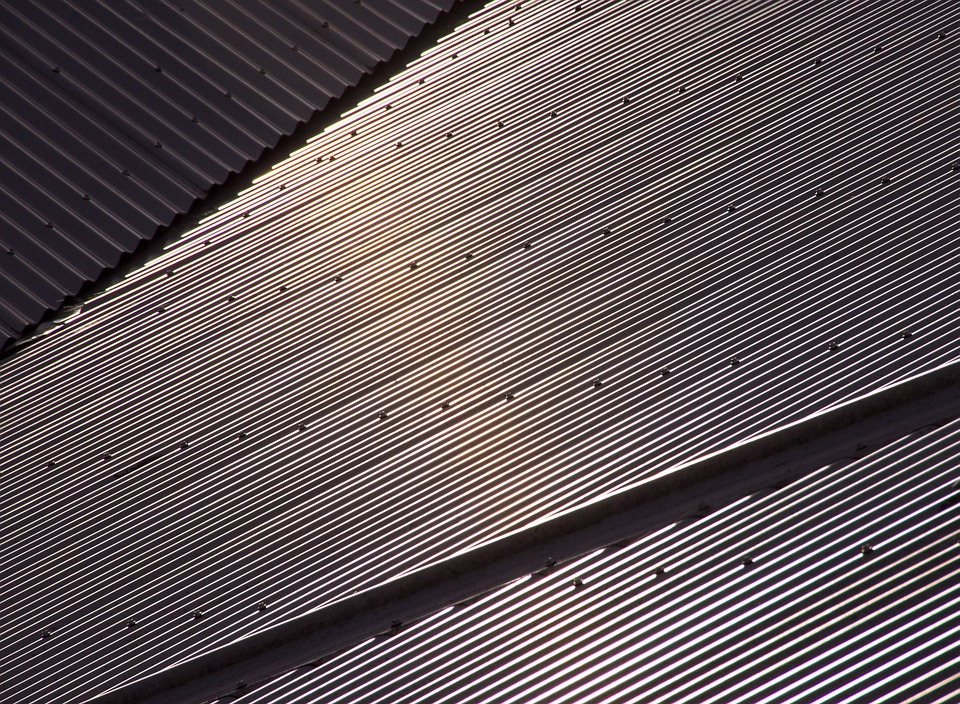 Image of: New Corrugated Roofing Sheets