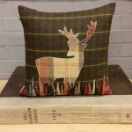 New Stag Pillow