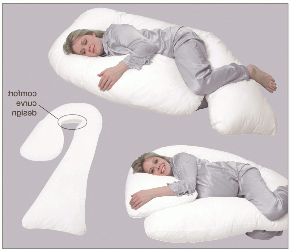 Image of: Nice Leachco Snoogle Total Body Pillow