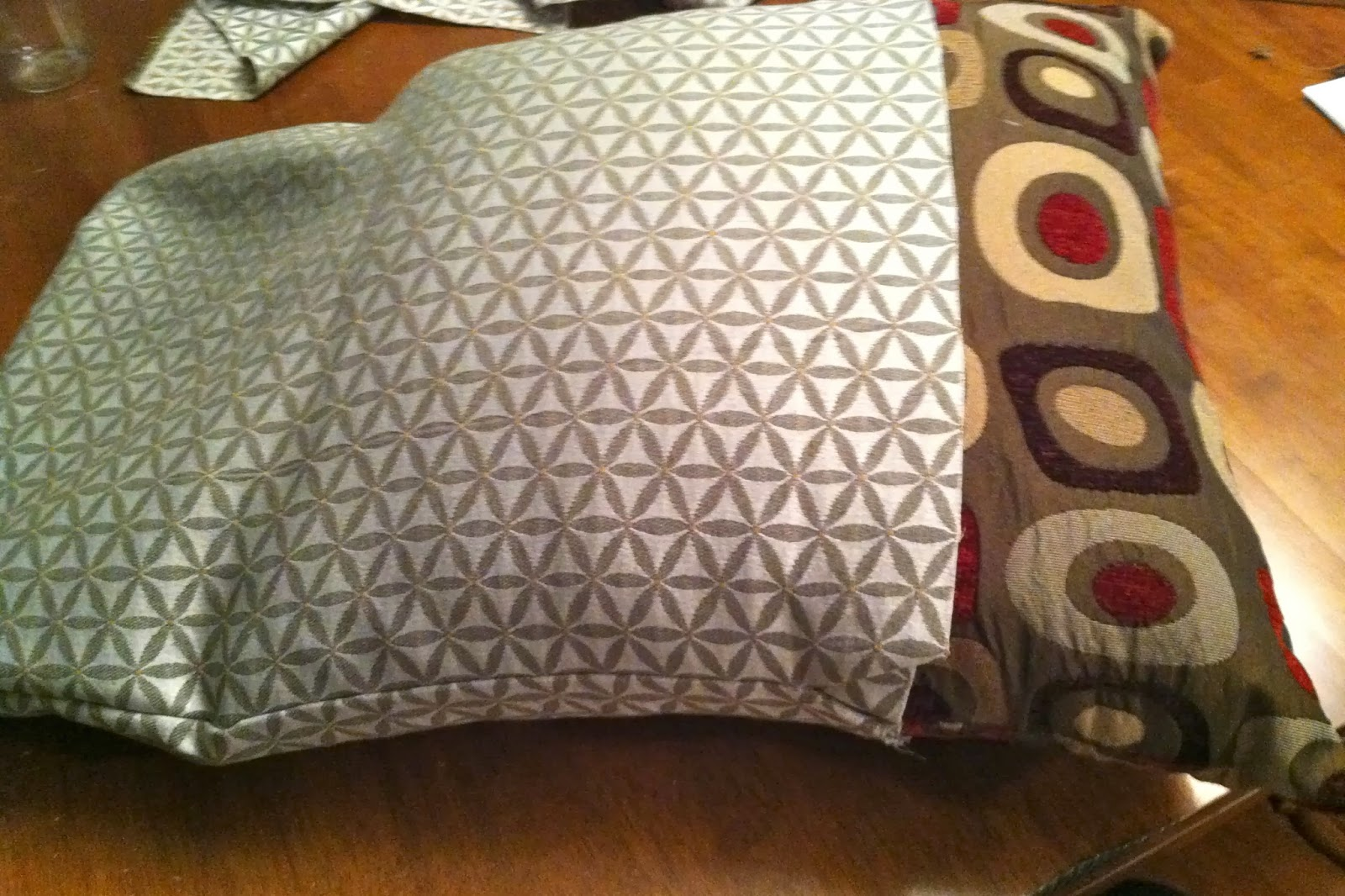 Image of: No Sew Pillow Covers Ideas Sale