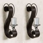 Oil Rubbed Bronze Candle Sconces