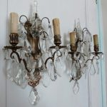 Operated Battery Sconces