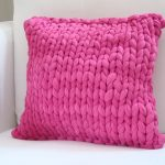 Orange and Pink Throw Pillows