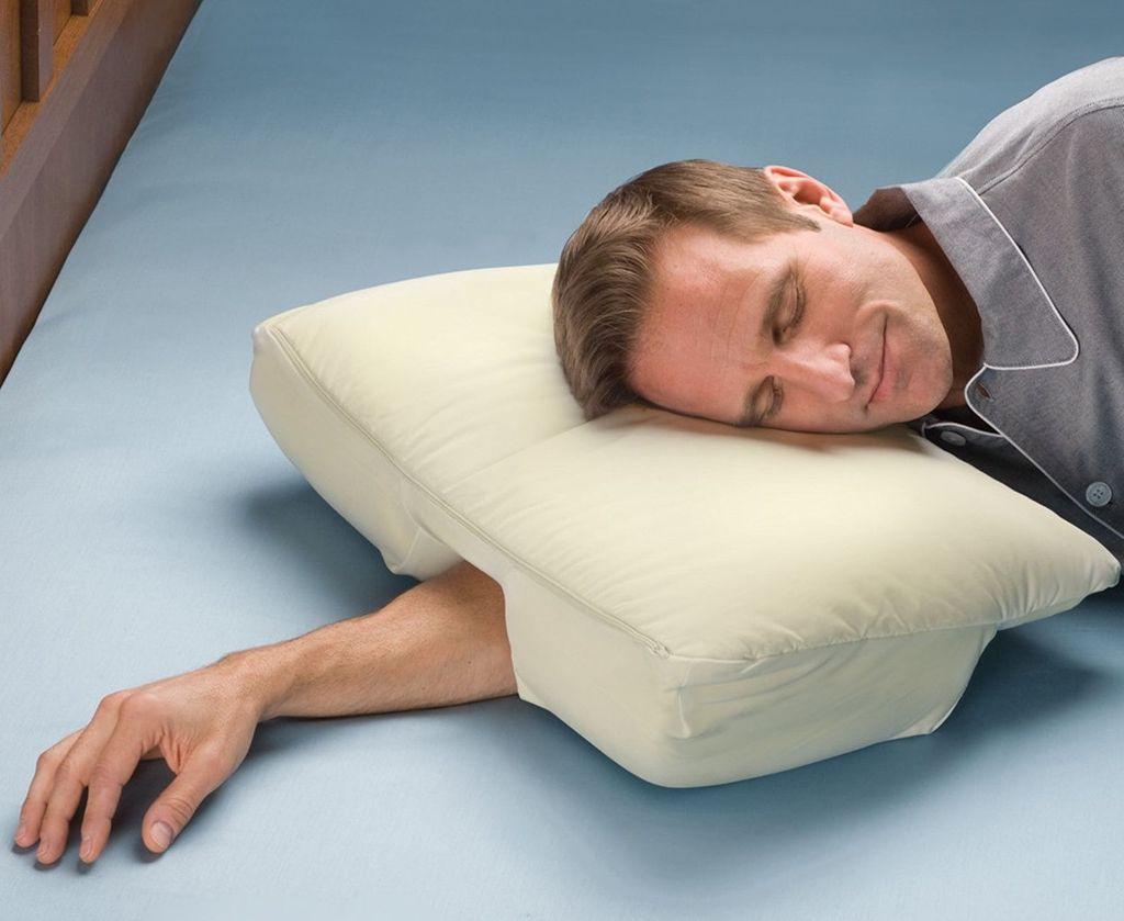 Image of: Orthopedic Pillow for Sleep