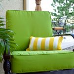 Outdoor Lumbar Pillows Blue
