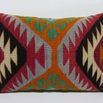 Outdoor Lumbar Pillows Coral