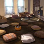 Oversized Floor Pillows Seating