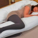 Oversized Pregnant Body Pillow