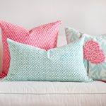 Pattern Mint Pillows