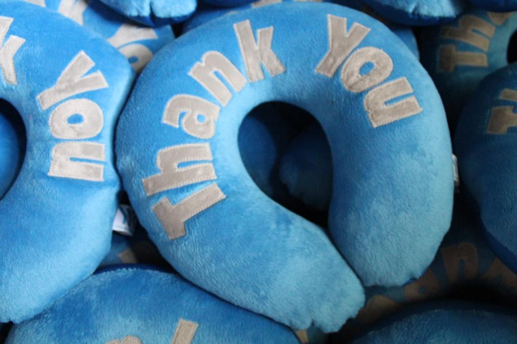 Image of: Personalized Neck Pillows