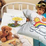 Personalized Pillow Cases and Shams