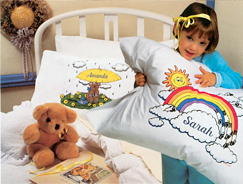 Image of: Personalized Pillow Cases and Shams