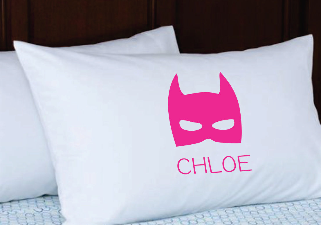 Image of: Personalized Pillow Cases at Shop