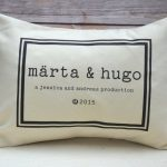Personalized Pillow Picture