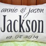 Personalized Pillow Slips