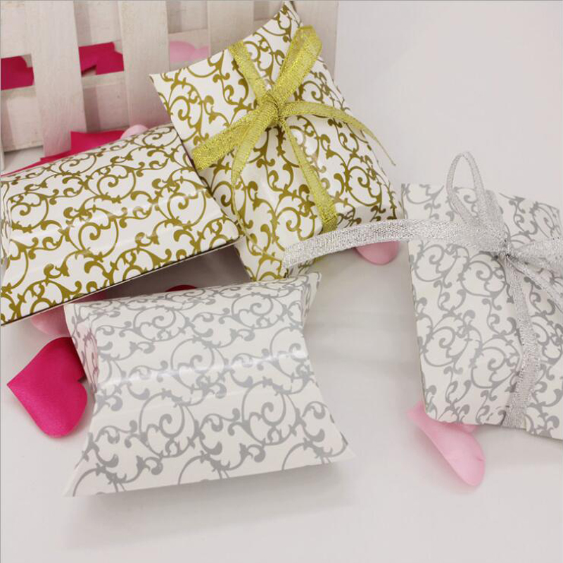 Image of: Pillow Boxes Models