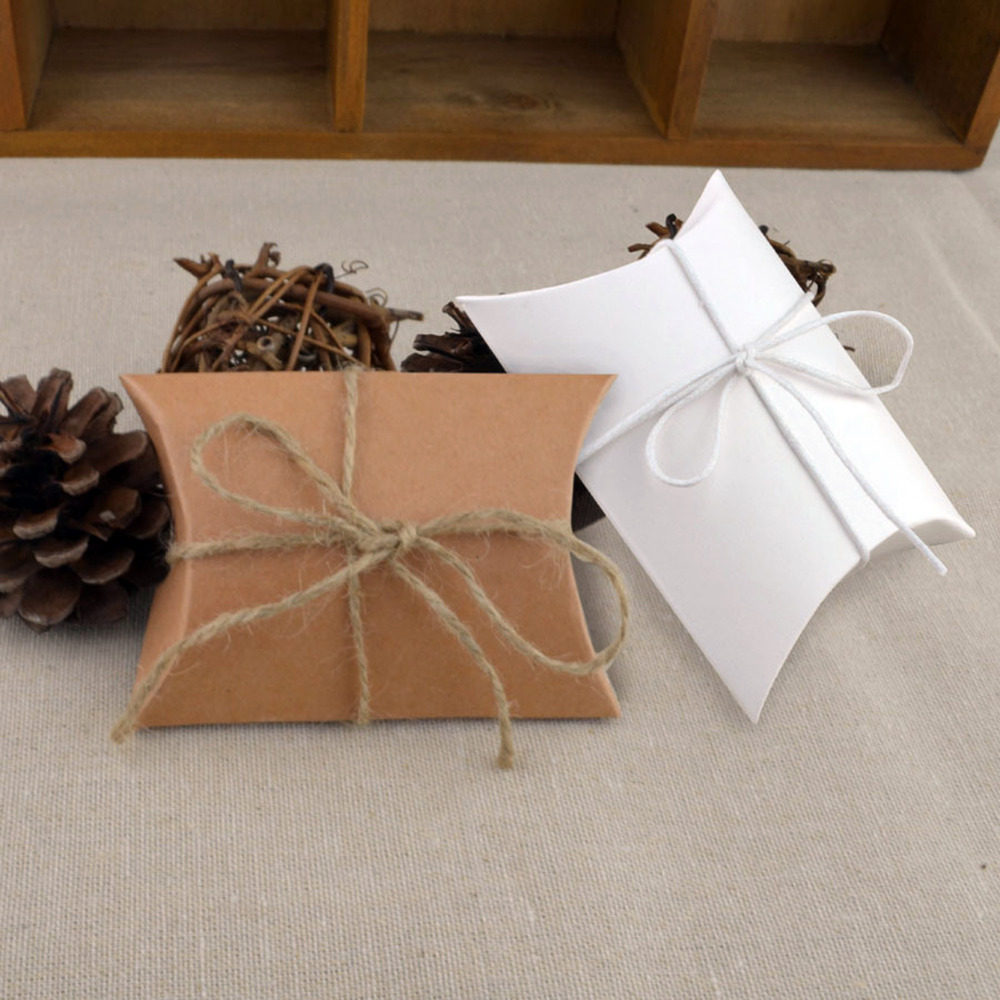 Image of: Pillow Boxes