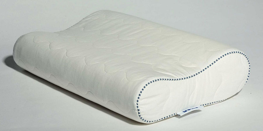 Pillow for Neck Pain Shapes