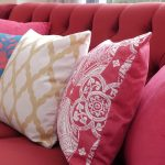 Pink Throw Pillows Clearance
