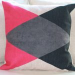 Pink Throw Pillows for Couch