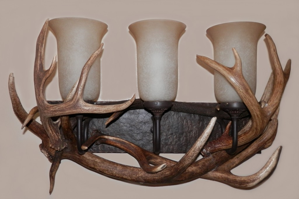 Image of: Popular Antler Sconces