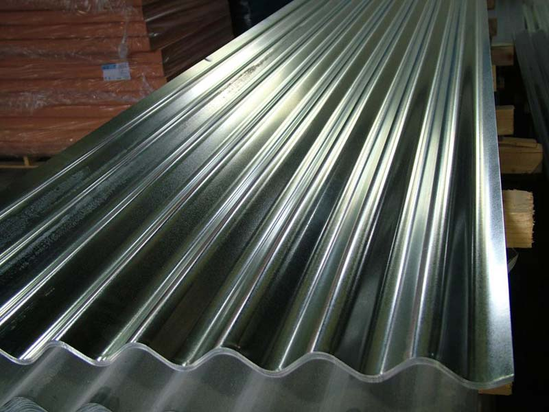 Image of: Popular Corrugated Roofing Sheets Ideas