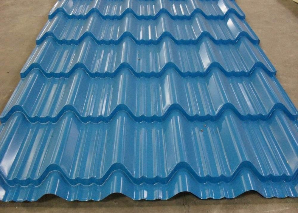 Image of: Popular Corrugated Roofing Sheets