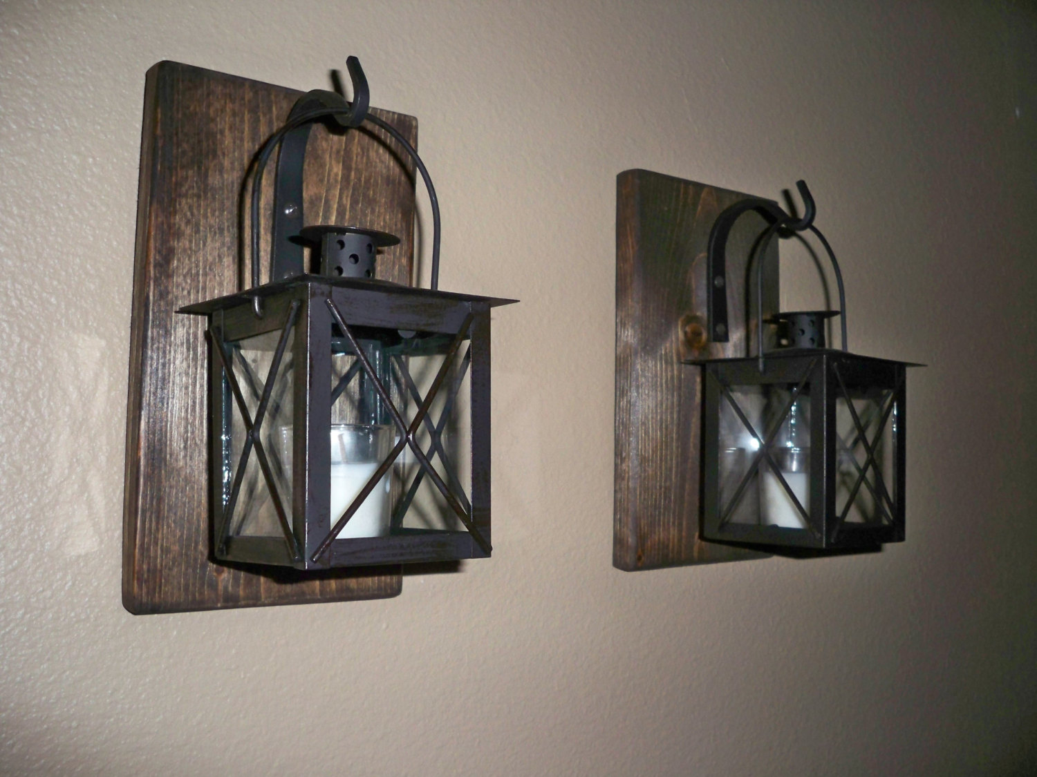 Image of: Popular DIY Wall Sconce