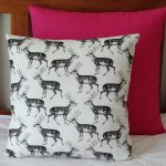 Popular Stag Pillow