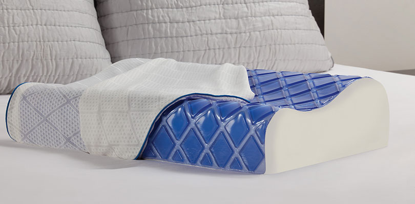 Image of: Posturepedic Pillow Models