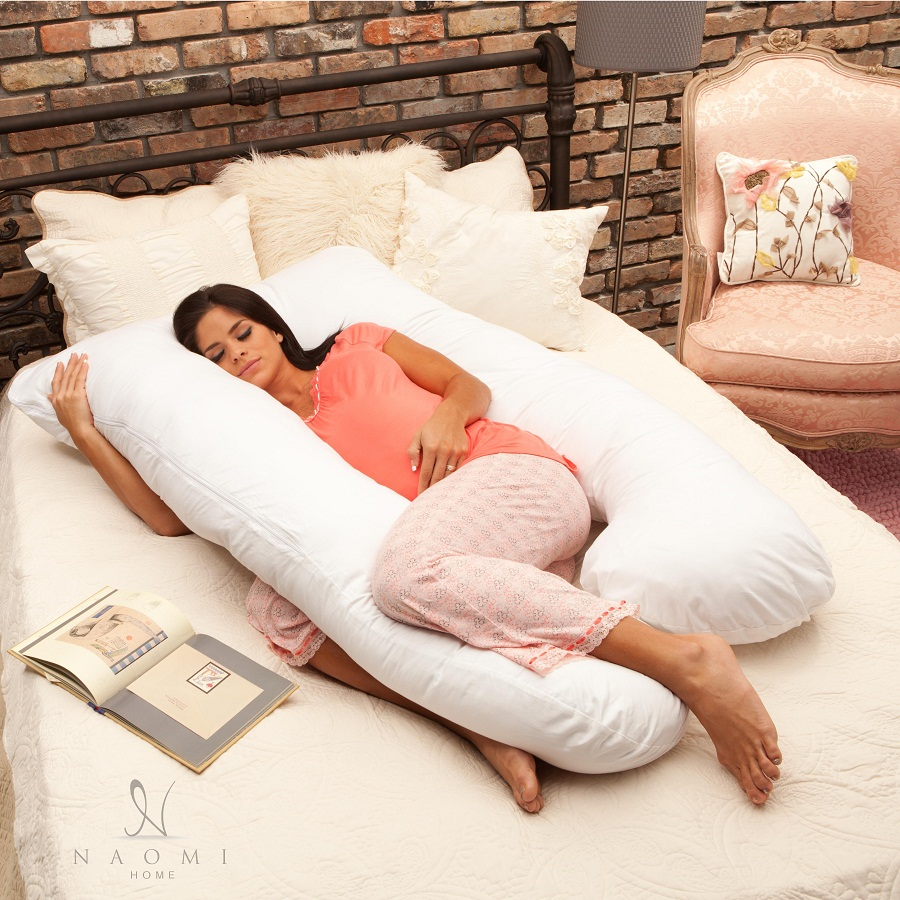 Image of: Pregnancy Body Pillow Home