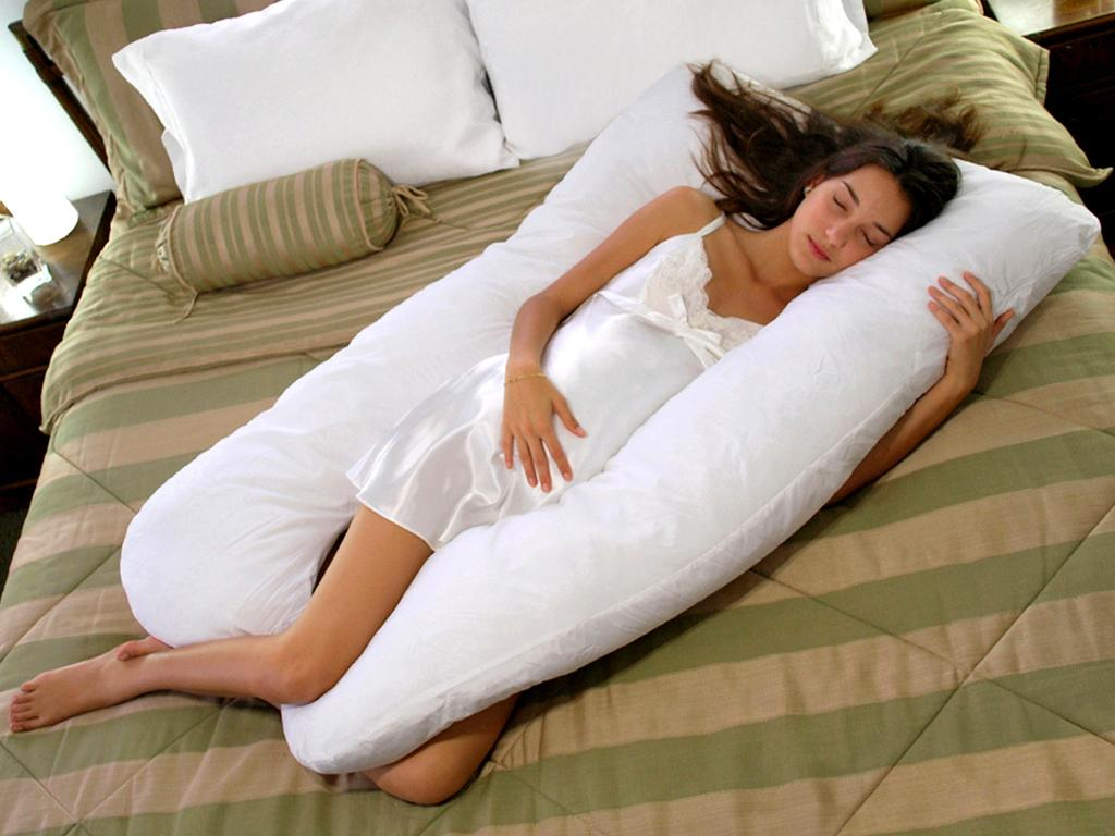 Image of: Pregnancy Body Pillow