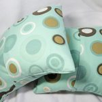 Modern Mint Pillows