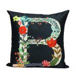 Pretzel Pillow Black