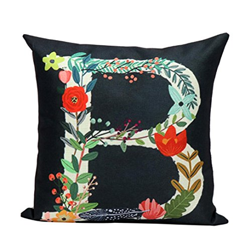 Image of: Pretzel Pillow Black