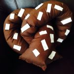 Pretzel Pillow Set
