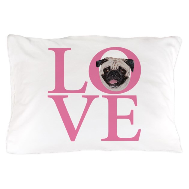 Image of: Pug Pillow Accesories