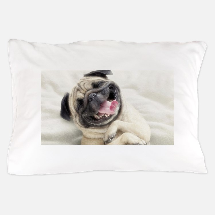 Image of: Pug Pillow Review
