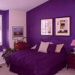 Purple Decorative Pillows Design