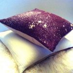 Purple Decorative Pillows Ideas