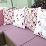 Purple Lumbar Pillow Ideas