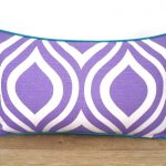 Purple Throw Pillows Living Room