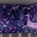 Purple Throw Pillows for Bedroom