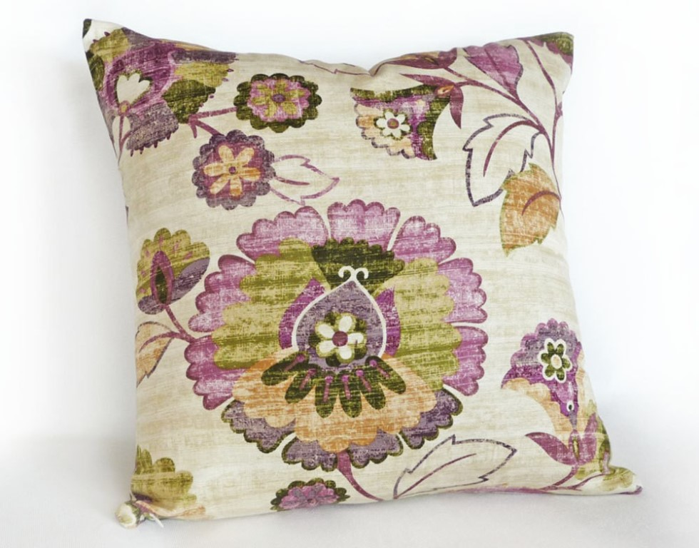 Image of: Purple Throw Pillows for Sale